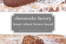 Bread and Bread Recipes / Everyone loves great recipes and some bread recipes are better than others! We have compiled the best as well as recipes that show how to use fresh ground flour!