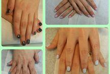 Nails / Shellac & vinylux