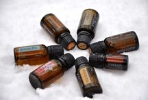 My Favorite Aromatic Oils / Smell affects our moods in a very positive way:)
