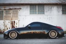 Dream Cars  / by Brock Campbell