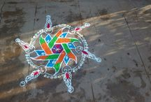 my rangoli collection