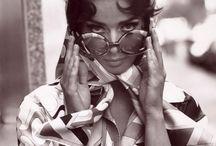 """Sassy glasses / """"Men always make passes at women in glasses"""""""