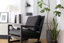 Lounge Chairs / The Lounge chair is a great stylish addition to any home. The versatile piece of furniture can be placed throughout the home, being used as a occasional chair in a bedroom to additional seating in a sitting room.