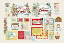 'Christ Centered Christmas' Missionary Care Package Kit / A Fabulous place to find Fun & Spiritual Care Package Ideas and Instant Downloads to send your Missionary! Easy & Helpful How to's including shopping lists and links.
