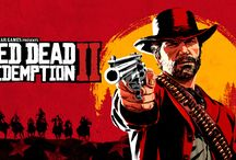 Red Dead Redemption Series / Red Dead Redemption is an epic battle for survival in a beautiful open world as John Marston struggles to bury his blood-stained past, one man at a time.