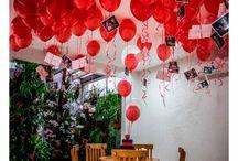 Fiestas de Amor / Ideas y nuestros artículos para fiestas del Día del Amor y la Amistad.