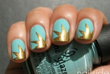 NAILS!! / by Jesica DesJarlais