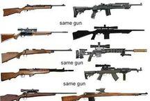 銃器 / 銃器類の参考資料
