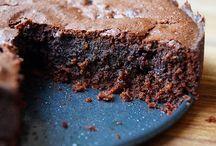 Glutenvrije en suikervrije taart