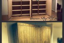 Eikenkast Office Furniture ByKif Meubels / Office Furniture