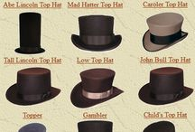 Hats:  Men's Styles Other Than Fedora