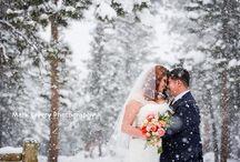Estes Park Wedding Photos / Scenery from some Estes Park, Colorado weddings I photographed.