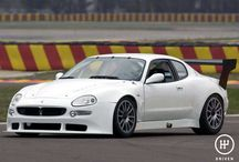 Maserati / Maserati Car Models