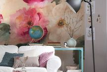 Papel tapiz / murales forográficos