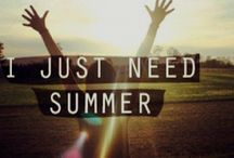 Summer Bucket List / by Amber Tillotson
