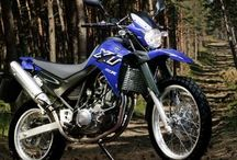 Travel motorbike