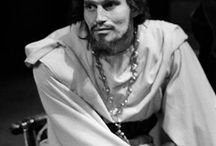 Charlton heston and the theater his passion