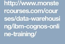 DataWarehousing / MonsterCourses is an IT Online Training Organization. Our strengths are our technical Industry experts in making diverse technologies work together and our commitment to maintain high service standards in Online Training.  MonsterCourses.com teaching methodology is different and unique as the Online training programs designed helps the Learners to master in broad range of skills that is essential to become a creative IT professional.