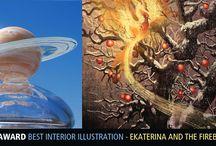 artists + illustrators to watch