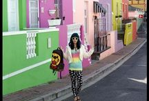 Travel TV show, videos, vlogs / La Carmina's travel video series, filmed professionally worldwide. Episodes focus on alternative beauty, fashion, art and culture, in locations like Cape Town, Bangkok and Portland.   See more of her videos and travel TV hosting clips at http://www.lacarmina.com/pirates / by La Carmina