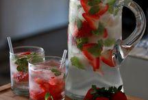 Alcohol Free Drink Ideas / by Kellie Baucom