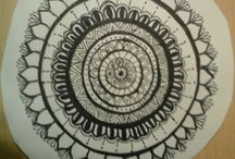 MANDALAS y ZENTANGLE ART