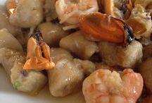 Ricette - Gnocchi (pesce)