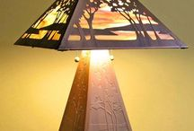 Лампы граненые
