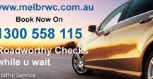 Roadworthy Melbourne / Melbourne Roadworthy Centres offers Roadworthy Certificate in Melbourne.