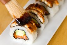 Food - Sushi / by Jacquie Otto Bohne