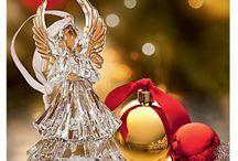 Vánoční ozdoby Oriflame