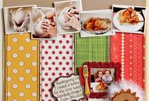 SU scrapbook layouts / by Kristy Alexander