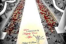 wedding items. :)