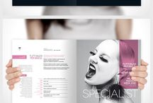 Brochure-Magazine Design