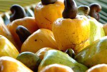 Frutas saborosas do meu Brasil