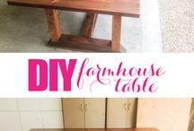 Kitchen table !!