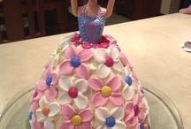 Ava princess cake