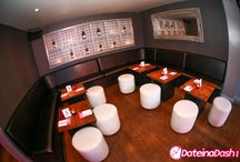 Speed Dating Venues / Some of the venues we use to host our Speed Dating events in London.