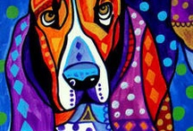 BASSETS ARE BEST / by Mau Soch