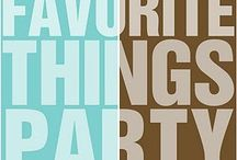 Party and Holiday Ideas / by Alysha Rogers Whiting