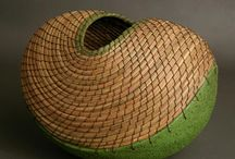 Basketry and ceramics
