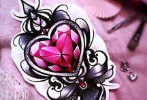szív tattoo