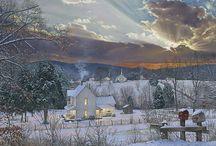 NC Landscape Painters