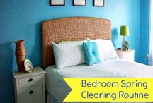 Spring Cleaning / Tips, routines, tools and tricks to make Spring Cleaning (or Fall cleaning, or ANY deep cleaning) a little easier. Find more at HousewifeHowTos.com / by Housewife How To's