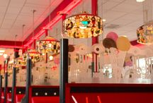 Old Fashioned Ice Cream Parlor