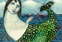 Mermaids / by Lucy Haines
