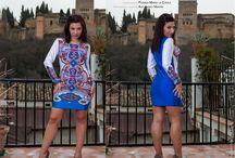 Vestidos casual / Vestidos casual, de los que podemos usar tanto de día como de noche, si usamos los complementos adecuados.