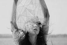 INSPIRATION  GEO SHAPES / by Em Stafrace