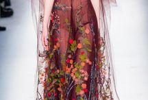 Mette Dortea vintage kjole