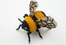 Beading - insecty things!